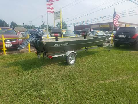 2012 Alumacraft 16 for sale in Baton Rouge, LA