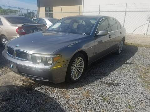 Used BMW Series For Sale In Louisiana Carsforsalecom - 2005 bmw 740i