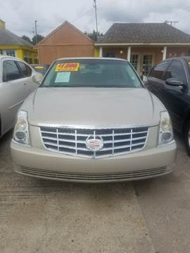 2008 Cadillac DTS for sale in Baton Rouge, LA