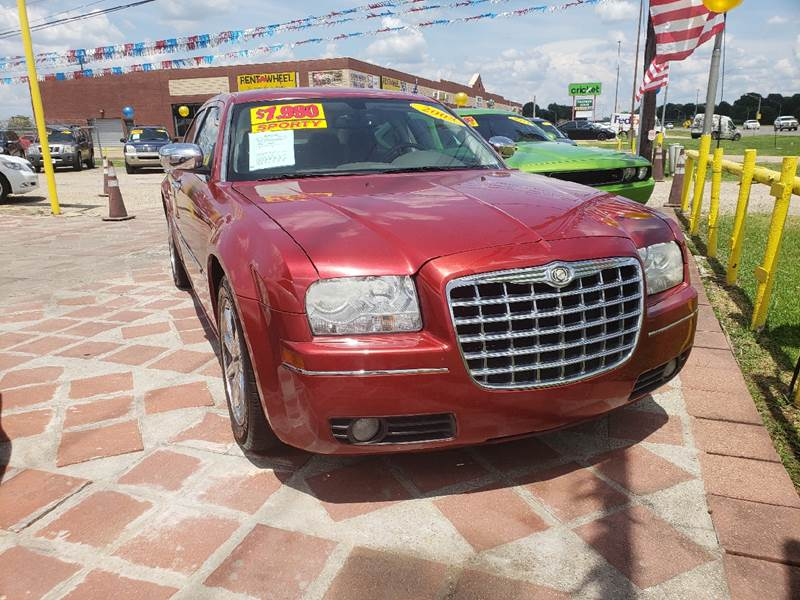 2008 Chrysler 300 for sale at CAPITOL AUTO SALES LLC in Baton Rouge LA