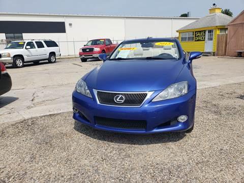 2010 Lexus IS 350C for sale at CAPITOL AUTO SALES LLC in Baton Rouge LA