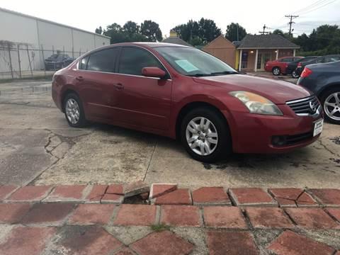 2009 Nissan Altima for sale at CAPITOL AUTO SALES LLC in Baton Rouge LA