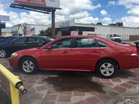 2011 Chevrolet Impala for sale at CAPITOL AUTO SALES LLC in Baton Rouge LA