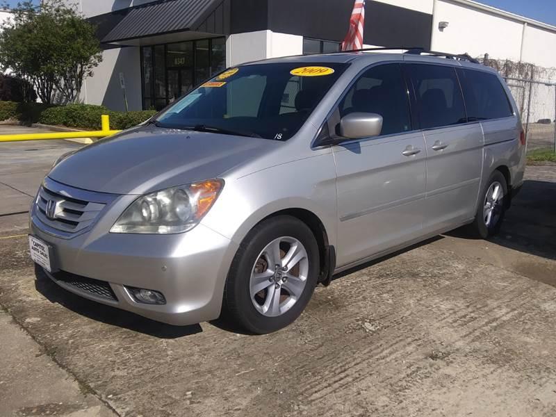 2009 Honda Odyssey Touring 4dr Mini Van In Baton Rouge La Capitol