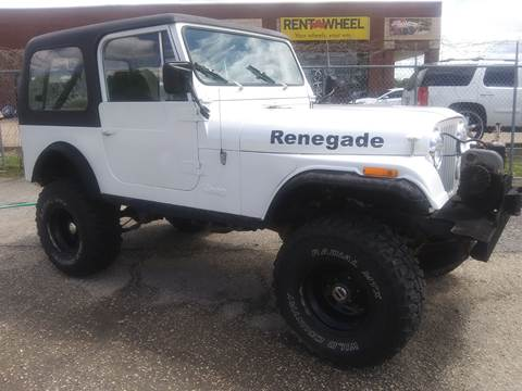 1981 Jeep CJ-7 for sale in Baton Rouge, LA