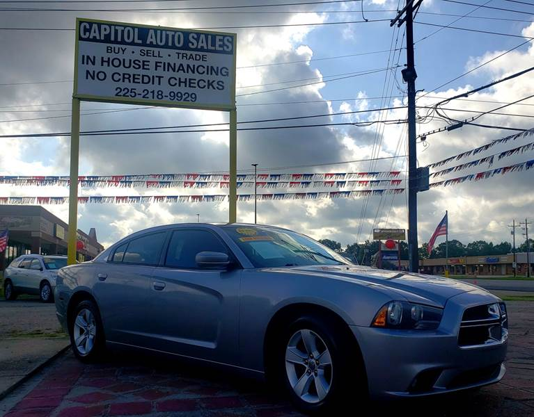 Capitol Auto Sales >> Capitol Auto Sales Used Cars Baton Rouge La Dealer