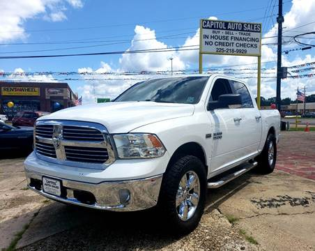 Used Trucks Baton Rouge >> 2013 Ram Ram Pickup 1500 For Sale In Baton Rouge La
