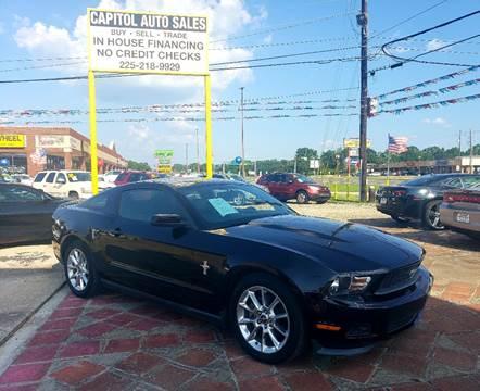 Capitol Auto Sales >> Capitol Auto Sales Car Dealer In Baton Rouge La