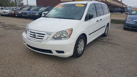 2010 Honda Odyssey for sale in Baton Rouge, LA
