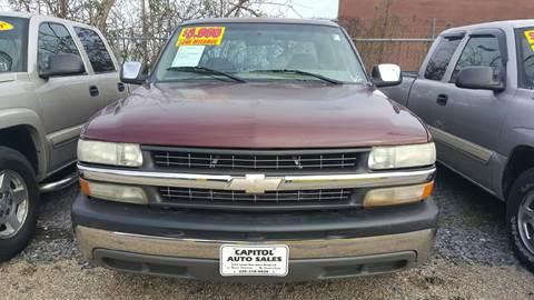 2002 Chevrolet Silverado 1500 for sale in Baton Rouge, LA