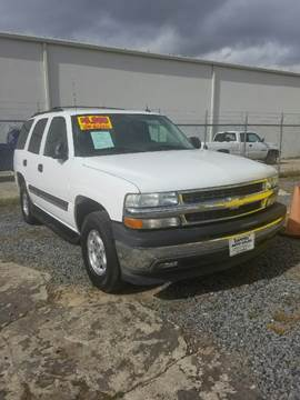 2005 Chevrolet Tahoe for sale in Baton Rouge, LA