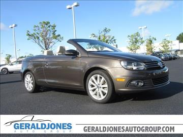 2012 Volkswagen Eos for sale in Martinez, GA
