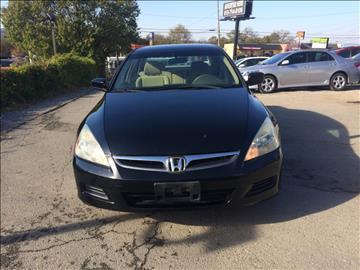 2007 Honda Accord for sale in Nashville, TN