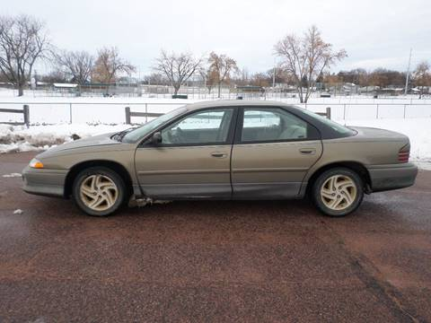 1995 Dodge Intrepid for sale at ZITTERICH AUTO SALE'S in Sioux Falls SD