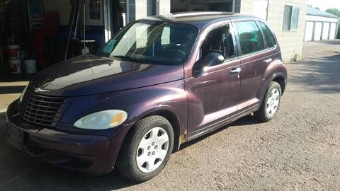 2005 Chrysler PT Cruiser for sale at ZITTERICH AUTO SALE'S in Sioux Falls SD
