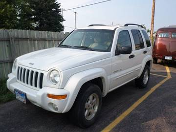 2002 Jeep Liberty for sale at ZITTERICH AUTO SALE'S in Sioux Falls SD