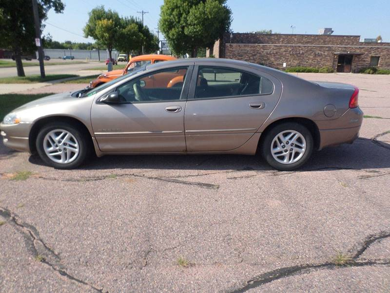 2000 Dodge Intrepid for sale at ZITTERICH AUTO SALE'S in Sioux Falls SD