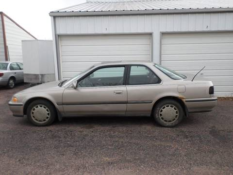 1993 Honda Accord for sale at ZITTERICH AUTO SALE'S in Sioux Falls SD