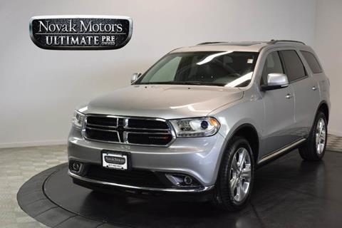 2014 Dodge Durango for sale in Farmingdale NY