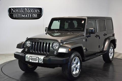 2014 Jeep Wrangler Unlimited for sale in Farmingdale, NY