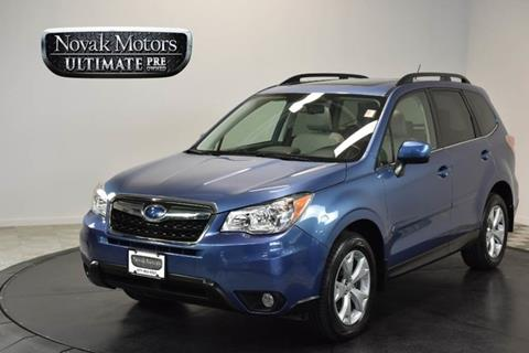 2015 Subaru Forester for sale in Farmingdale, NY