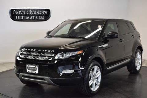 2015 Land Rover Range Rover Evoque for sale in Farmingdale, NY