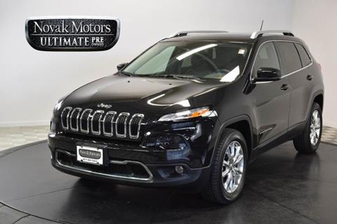 2014 Jeep Cherokee for sale in Farmingdale NY