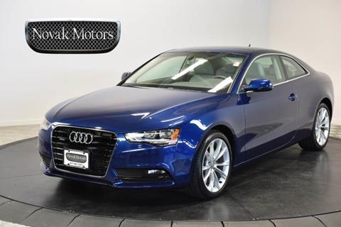 2014 Audi A5 for sale in Farmingdale NY