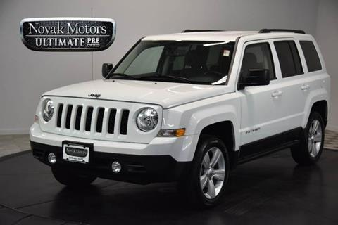 2014 Jeep Patriot for sale in Farmingdale, NY