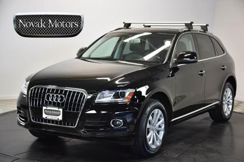 2015 Audi Q5 for sale in Farmingdale NY
