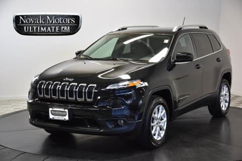 2015 Jeep Cherokee for sale in Farmingdale NY