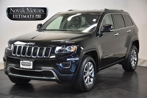 2014 Jeep Grand Cherokee for sale in Farmingdale NY