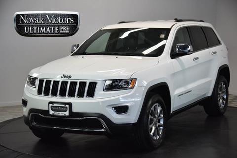2015 Jeep Grand Cherokee for sale in Farmingdale NY