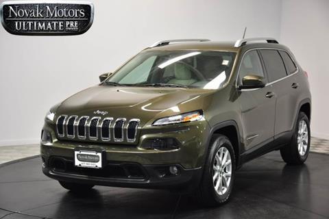 2015 Jeep Cherokee for sale in Farmingdale NY
