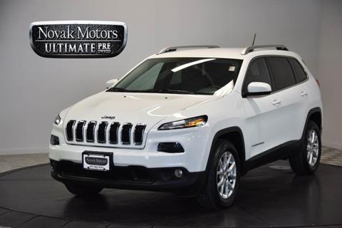 2015 Jeep Cherokee for sale in Farmingdale, NY