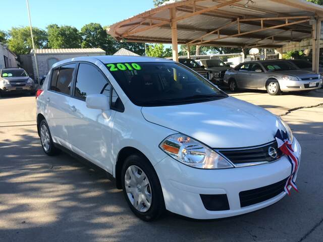 2010 Nissan Versa For Sale At Any Cars Inc In Grand Prarie TX