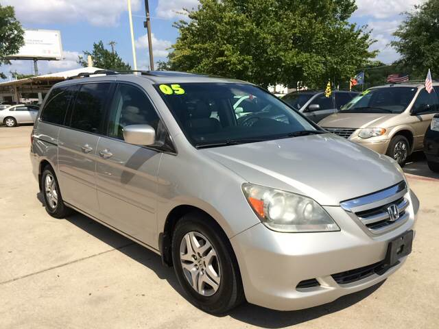 2005 Honda Odyssey For Sale At Any Cars Inc In Grand Prarie TX