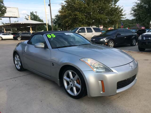 2005 Nissan 350z Enthusiast In Grand Prarie Tx Any Cars Inc