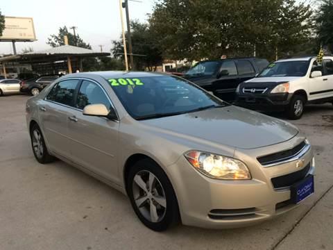 2012 Chevrolet Malibu for sale in Dallas, TX