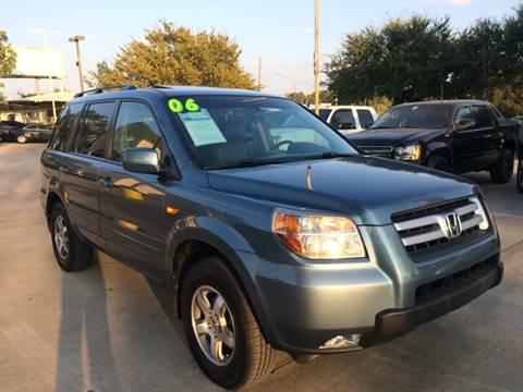 2006 Honda Pilot for sale in Dallas TX
