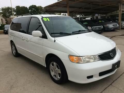 2001 Honda Odyssey for sale in Dallas TX