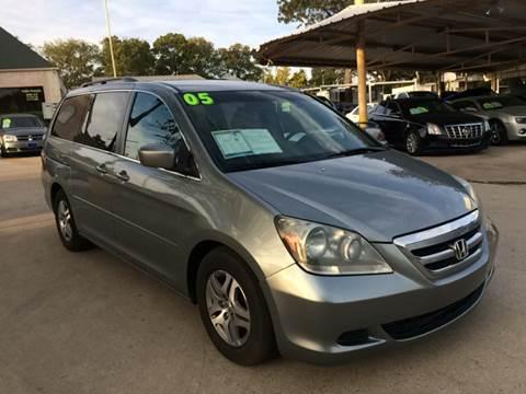 2005 Honda Odyssey for sale in Dallas TX