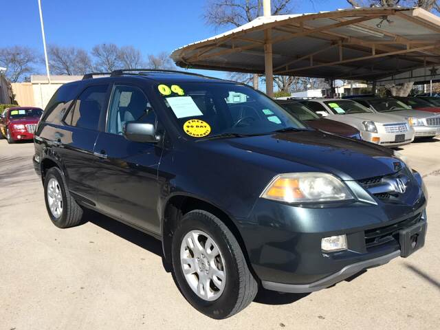 2004 acura mdx touring in grand prarie tx any cars inc