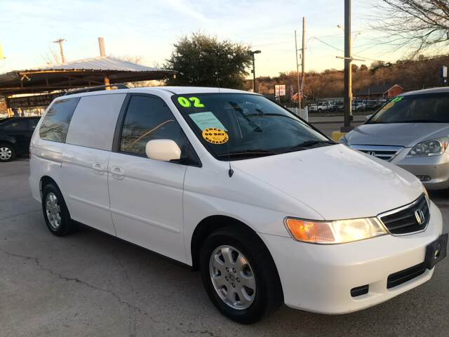 2002 Honda Odyssey For Sale At Any Cars Inc In Grand Prarie TX