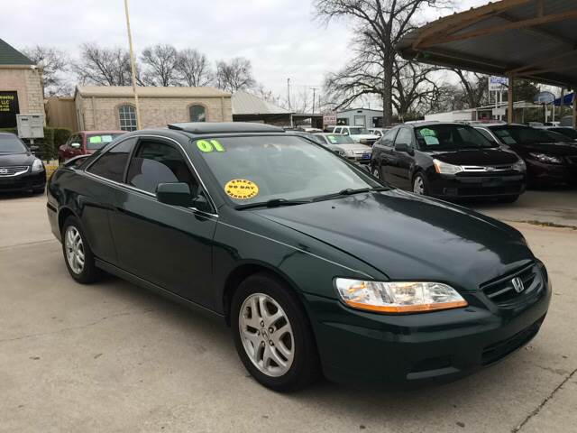 2001 Honda Accord For Sale At Any Cars Inc In Grand Prarie TX