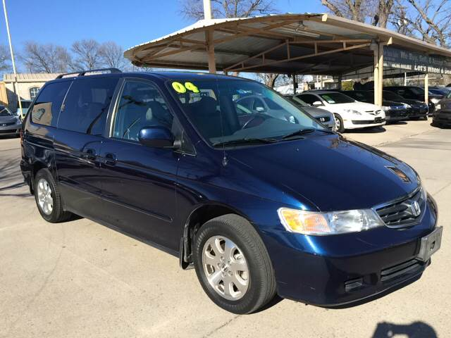 2004 Honda Odyssey For Sale At Any Cars Inc In Grand Prarie TX