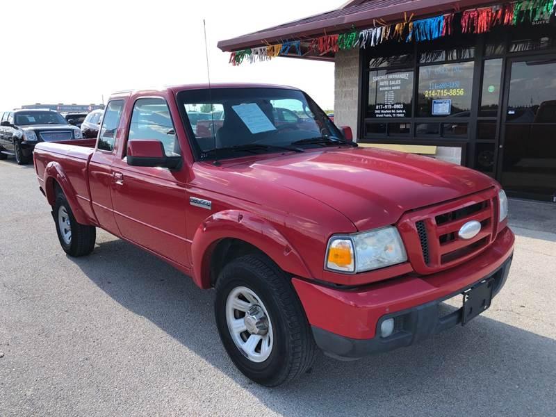 2006 Ford Ranger Sport In Grand Prarie Tx Any Cars Inc