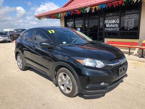 2017 Honda HR-V for sale in Grand Prarie, TX