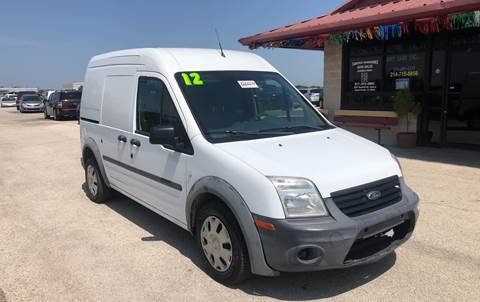 2012 Ford Transit Connect for sale in Grand Prarie, TX