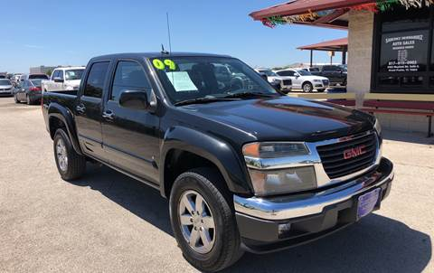 2009 GMC Canyon for sale in Grand Prarie, TX
